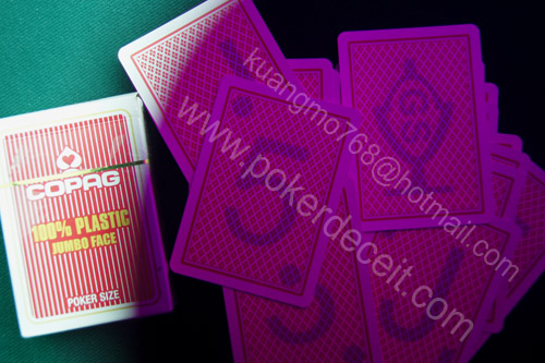 Carte FOURNIER 100/% Plastica Modello 2800 JUMBO INDEX